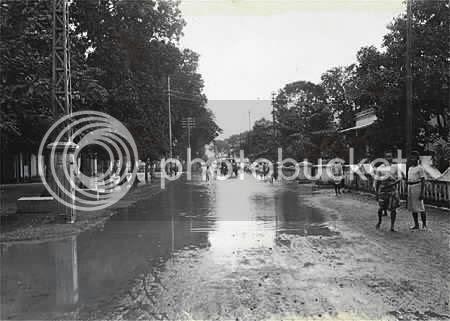 Banjir di Menteng