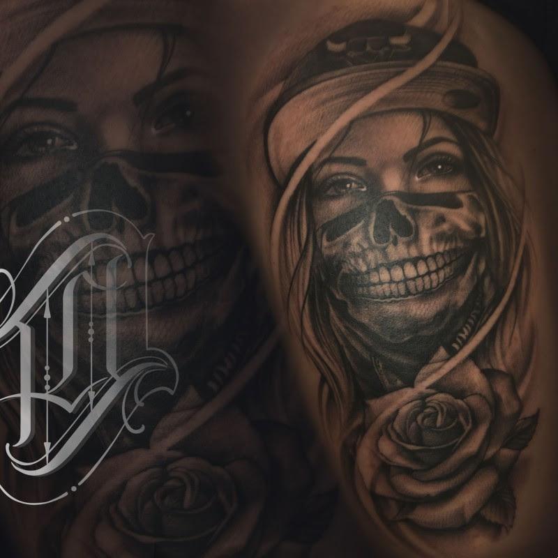 256 Tatuajes En Blanco Y Negro Portfolio De Zanda Tattoo