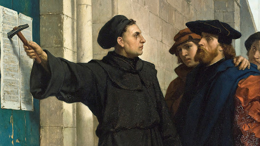 Original Sin and Late Medieval Political Thought #5 Martin Luther, Reform, and Conclusion