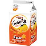 Pepperidge Farm Goldfish Baked Snack Crackers, Cheddar - 30 oz carton