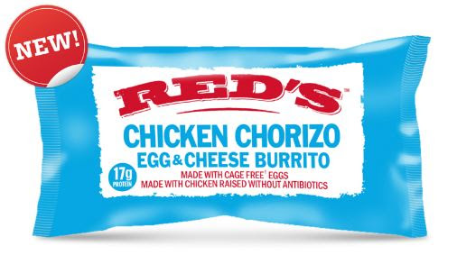 Looking For a New Breakfast Option?! Check Out Red's!!