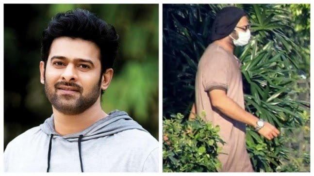 Prabhas spotted in Mumbai, to start shooting for Adipurush in March. Trending pic https://ift.tt/37VsrsF