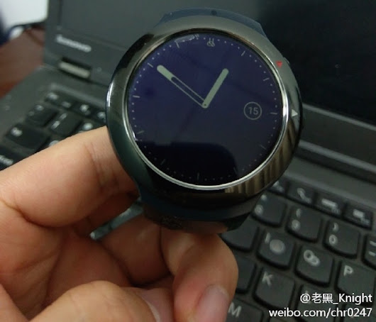 More pictures of HTC's Android Wear smartwatch emerge