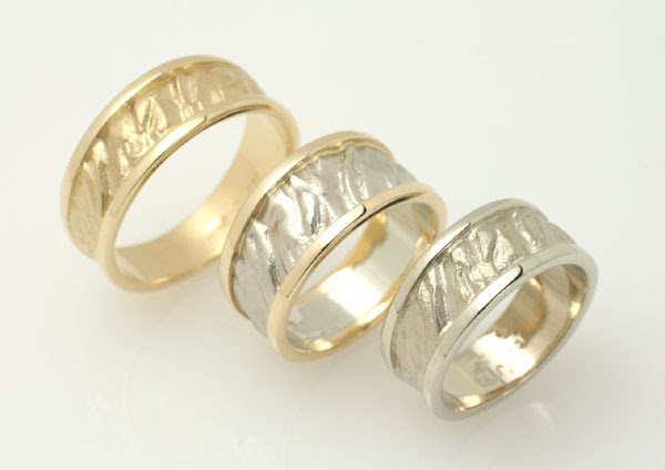 We design our wedding rings