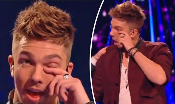 matt terry x factor final 2016
