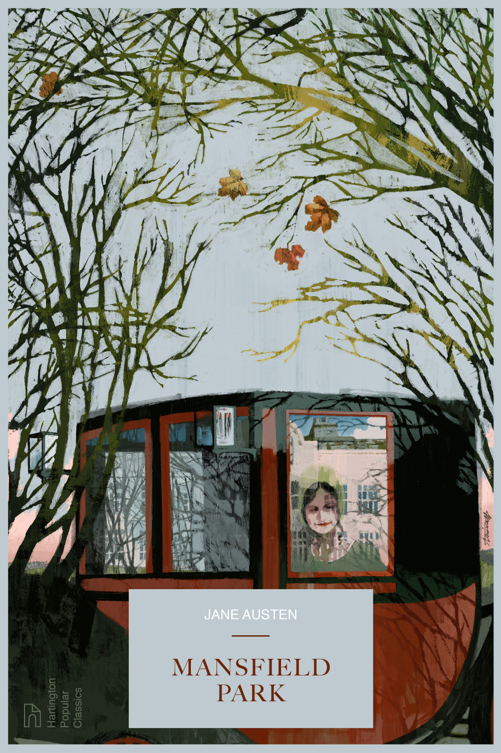 Mansfield Park by Marc Aspinall The Tree House Press