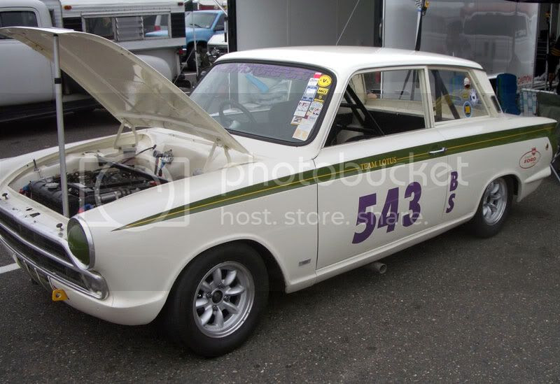 Lotus Cortina - Subcompact Culture