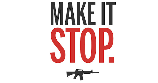 Stop gun violence: Ban assault weapons