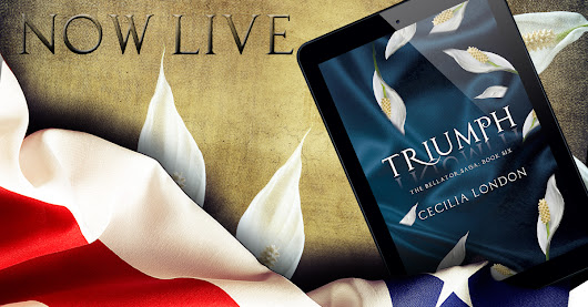 Release Blitz & Review | Triumph by Cecilia London (@authorclondon)