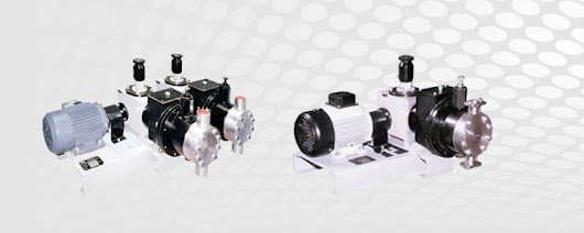 Plunger Metering Pumps & Diaphragm Metering Pumps Manufacturer Nasik, India