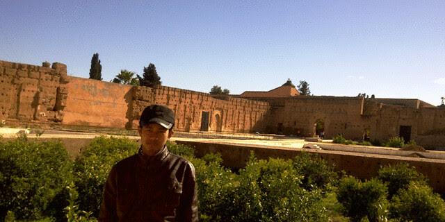 istana-badi-di-Maroko