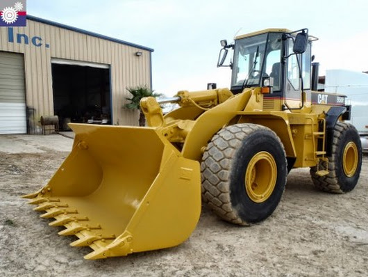 MAKE : CATERPILLAR, MODEL : 950F SERIES II,   YEAR : 1993, PRICE : $ 46000 USD