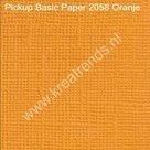 PI2058 Pickup Basic scrapkarton oranje