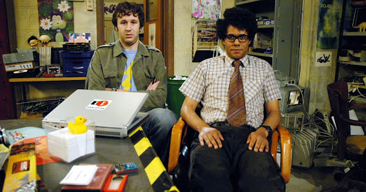NBC is adapting UK tech support sitcom 'The IT Crowd'