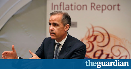 UK interest rate rise likely as inflation hits 3% | Business | The Guardian