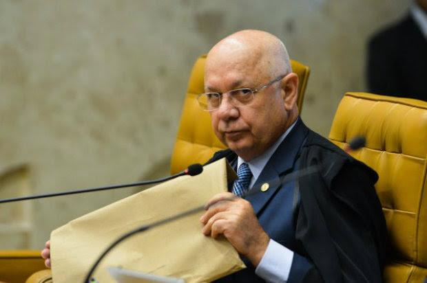 Definição de Zavascki como relator foi feita através de sorteio. Wilson Dias/Agência Brasil