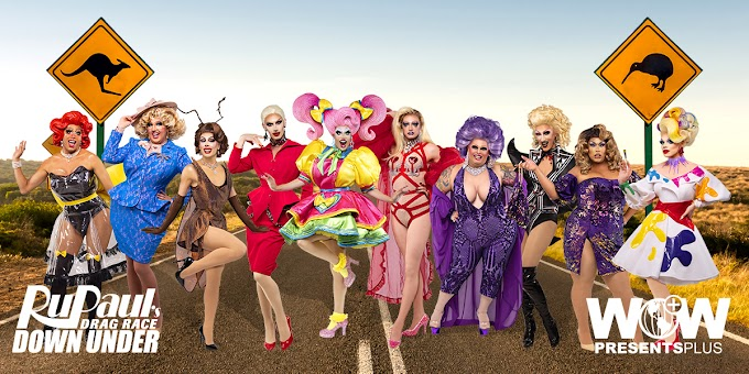 RuPaul's Drag Race Down Under S01E05 Discussion Post