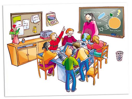 Este tipo de pedagogía es activa y favorece el aprendiaje