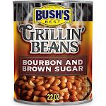 Bush's Gluten Free Bourbon and Brown Sugar Grillin' Beans - 22oz