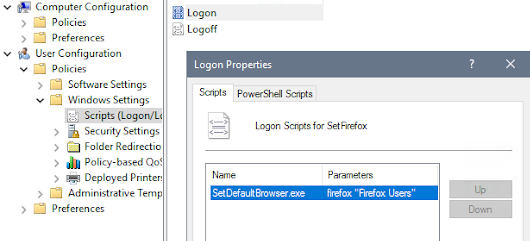 SetDefaultBrowser – Set the Default Browser per User on Windows 10 and Server 2016 (Build 1607) – the kolbicz blog