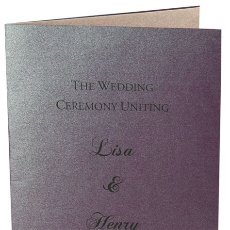 DIY Designer Wedding Program Fans Kit (Set of 50)