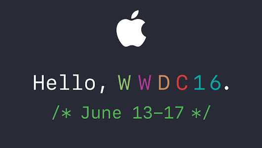 WWDC 2016 Wishlist - Mike From the Internet