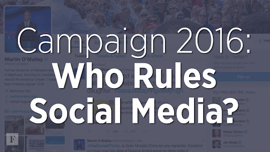 Campaign 2016: Who Rules Social Media?