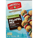 Fantastic World Foods Falafel, 8 Oz (Pack of 6)