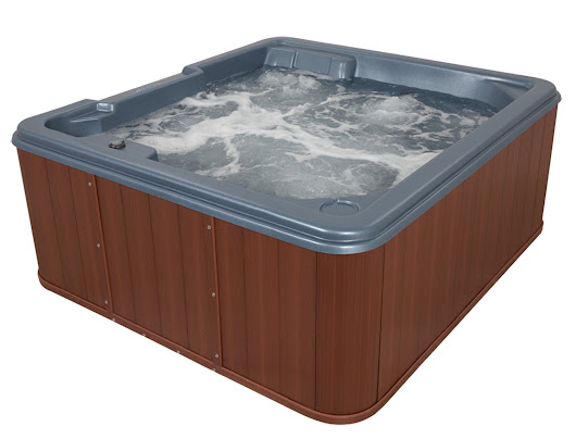 QCA Spas for up to 5 People