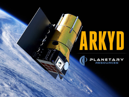 Update 31: Exclusive update from Peter Diamandis and more on YOUR ARKYD! · ARKYD: A Space Telescope for Everyone