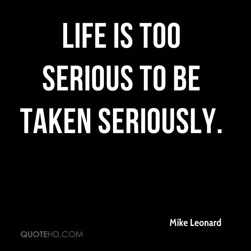 Mike Leonard Quotes Quotehd