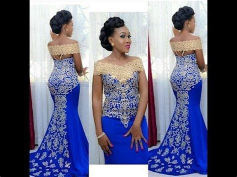 100 Latest Lace Styles & Colours for Women (Nigerian