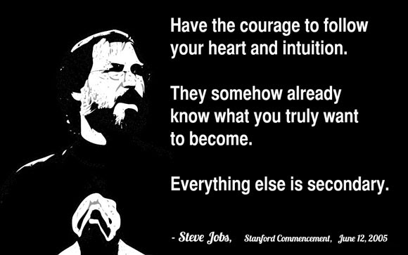 10 Inspirational Life Quotes From Steve Jobs Curated Quotes