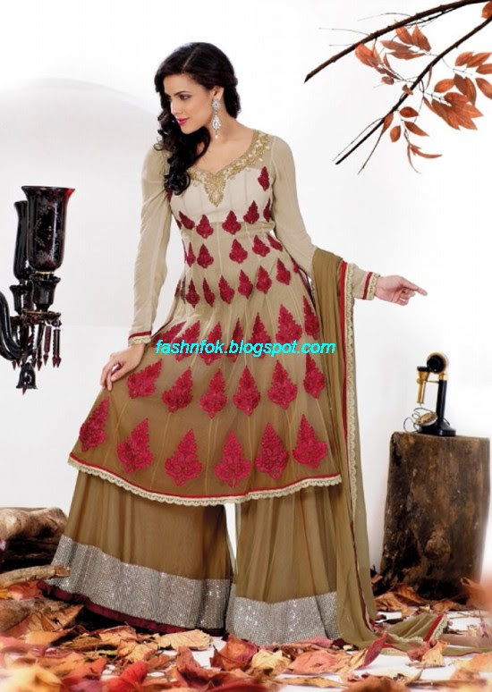 Anarkali-Churidar-Festival-Frocks-Fancy-Dress-Designs-New-Fashionable-Suits-Collection-2013-5