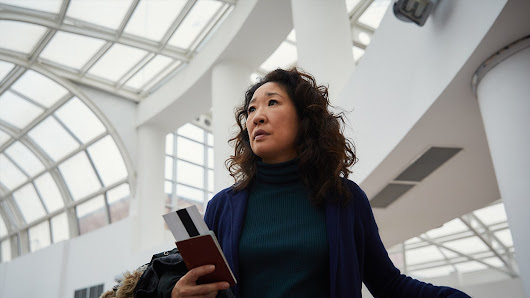 With a Lead-Actress Emmy Nomination, Sandra Oh Just Made History
