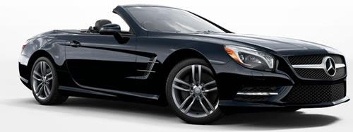 2013 Mercedes-Benz SL550 Roadster (Hardtop Convertible)