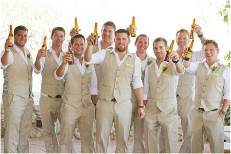 20  Awesome Casual Wedding Groomsmen Attire That You Need