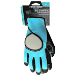 True Grip 9873-23 Women's Signature Pro Glove, Teal, Large
