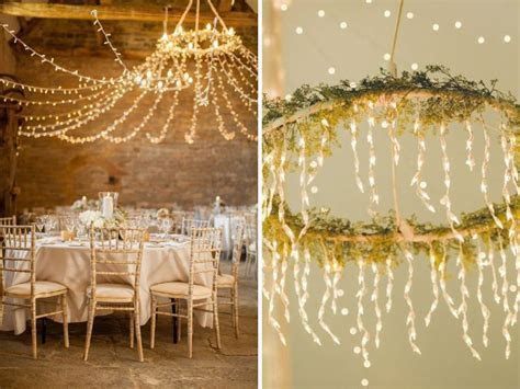 Stunning Ideas for Wedding Ceiling Decorations   Gettin