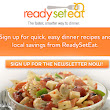 Swappin' Spoons: ReadySetEat - Recipes and Coupons