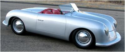Porsche 356 Speedster And 550 Spyder Replicas