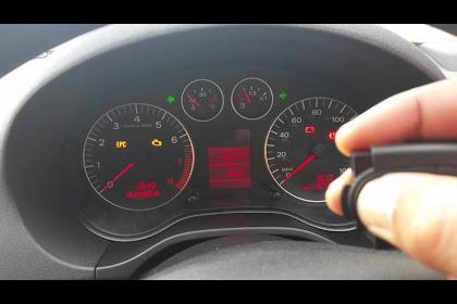 Audi A3 Key Fob Reset