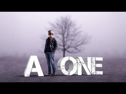3D Taxt || Alone Boy in Fog Manipulation Photoshop Tutorial