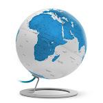 Waypoint iGlobe, 10-inch , Illuminated, Light Turquoise