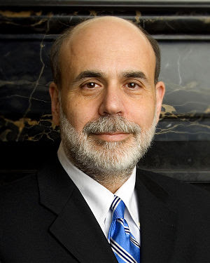 Official portrait of Federal Reserve Chairman ...