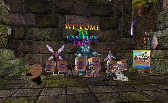 Welcome to Fantasy Faire