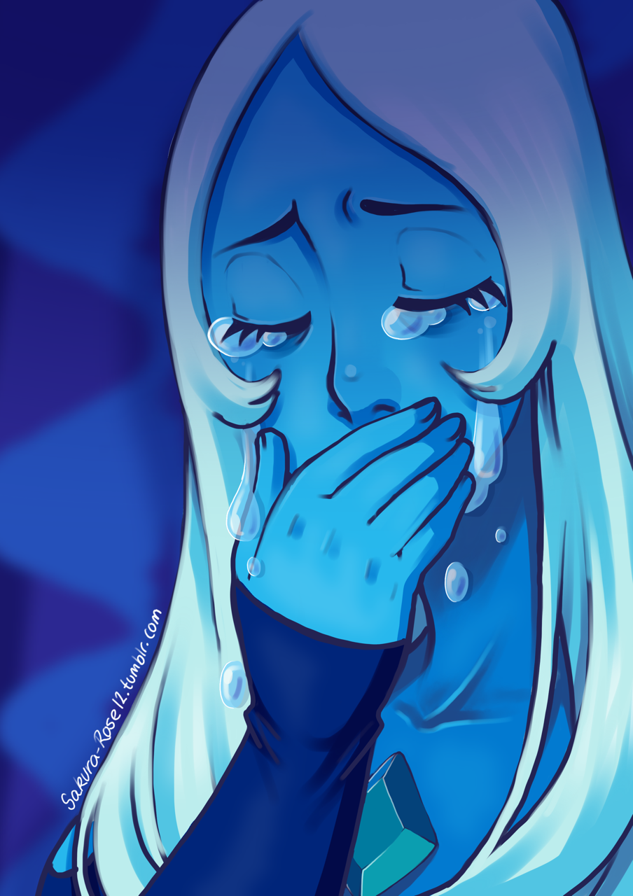Let those big tears out.
