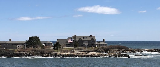 Kennebunkport President George H W Bush - 41 | Kennebunkport Maine Hotel and Lodging Guide
