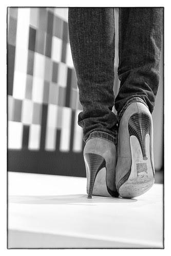 high heels by hans van egdom