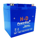 PowerStar PM30L-BS-HD-001 Harley Davidson Heavy Duty Motorcycle Replacement Battery - 3 Years Warranty